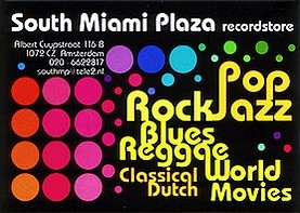 South Miami Plaza cd dvd muziekwinkel